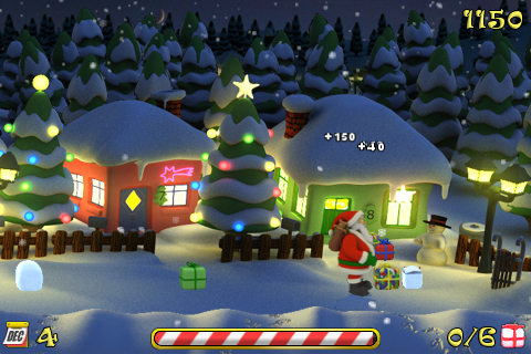 Screenshot X-mas Chaos