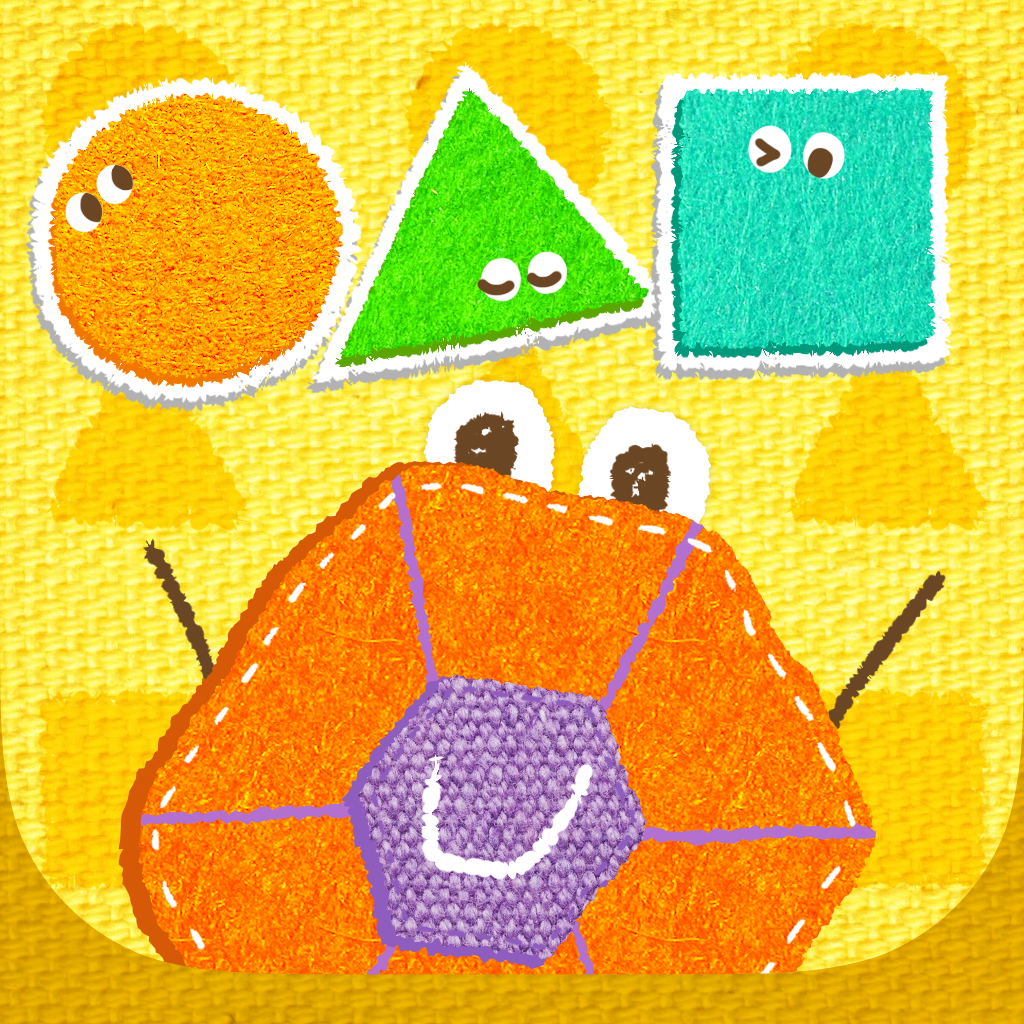 mzl.xihbyupw Doodle Critter Math: Shapes by NCSOFT   Review and Giveaway